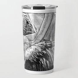 asc 677 - Les ailes du désir (The swain in disguise) Travel Mug