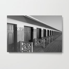 Deauville 1 Metal Print