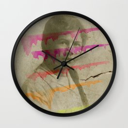 Sincerely Wall Clock