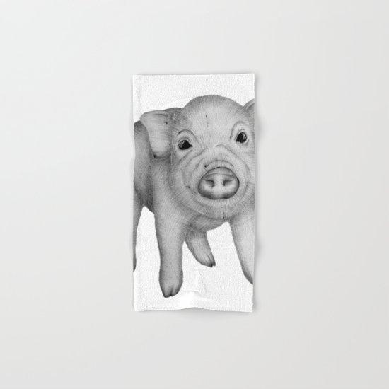 This Little Piggy Hand & Bath Towel