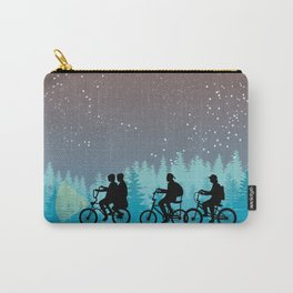 Searching for Will B. - 80s things Carry-All Pouch