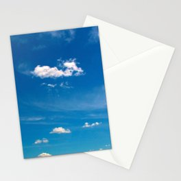 Sky is no limit Stationery Cards
