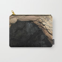 Secret Of The Blue Cave Carry-All Pouch