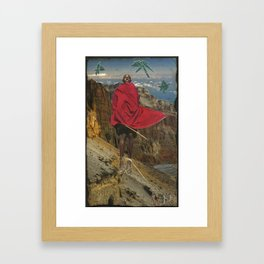 New World Ascension Framed Art Print