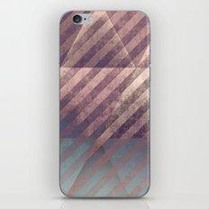 TRIANGULAR I iPhone & iPod Skin