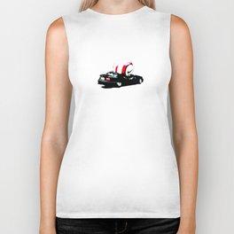 Car Crush! Biker Tank