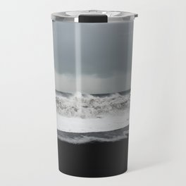 Winter Waves Travel Mug