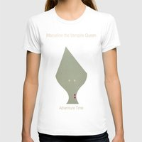 marceline T-shirts featuring Adventure Time Marceline by lalalaokay