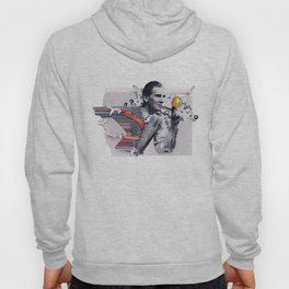 Hot Air   Collage Hoody