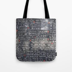 The Wall Of Love Tote Bag