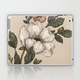 Floral Laurel Laptop & iPad Skin