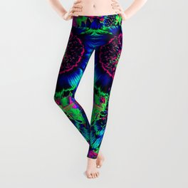 Hippie Flowers Leggings