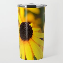 Black-Eyed Susan Travel Mug