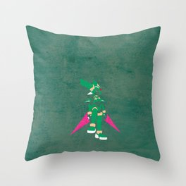 Sage Harpuia Throw Pillow