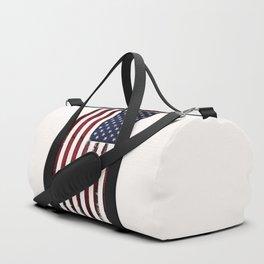 United states flag Duffle Bag