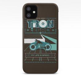 Tron Legacy iPhone Case