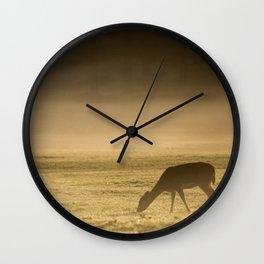 Richmond Park, Jan'16 (932) Wall Clock