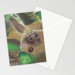 Suzie Sloth Stationery Cards