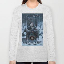 Highland Fight System Long Sleeve T-shirt
