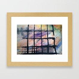 The Bareers Framed Art Print