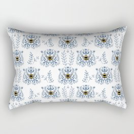 Southern Bee Rectangular Pillow