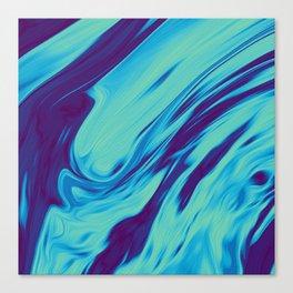 Midnite Oil Canvas Print