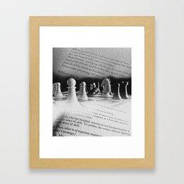 Interpretation of Power Framed Art Print