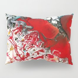 Abstract Field of Flowers - Vulpecula Pillow Sham