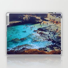 Emerald Sea Laptop & iPad Skin