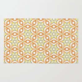 Connect the Dots Hexi Rug