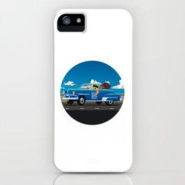 Bajanda en el Malecon iPhone Case