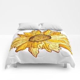 Sunflower 3 Comforters