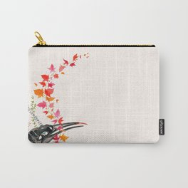 improbable beautiful and afraid of nothing Carry-All Pouch