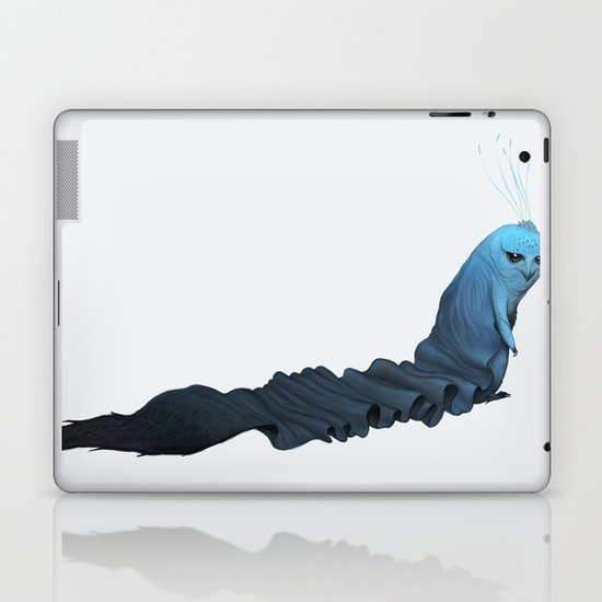 Caped Kimkao Laptop & iPad Skin