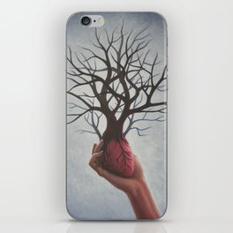 Nourishing Heart iPhone Skin