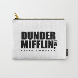 Dunder Mifflin Paper Company Carry-All Pouch