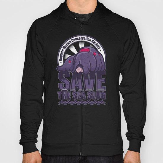 Save The Sea Slug Hoody