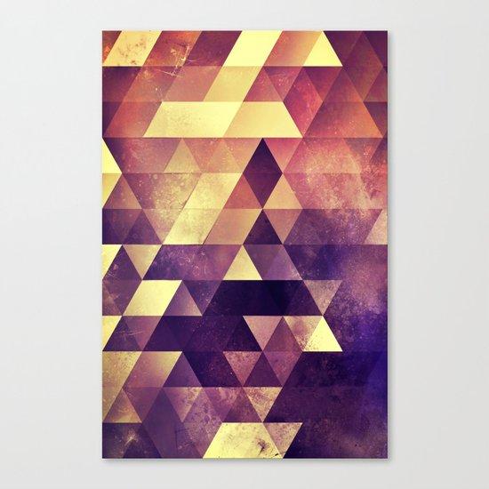 myyk lyyv Canvas Print