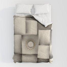 Quantum plate Comforters