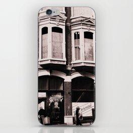 Victorian Street iPhone Skin