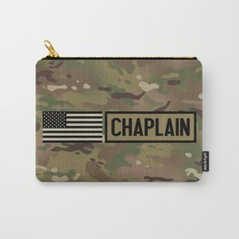 Chaplain (Camo) Carry-All Pouch