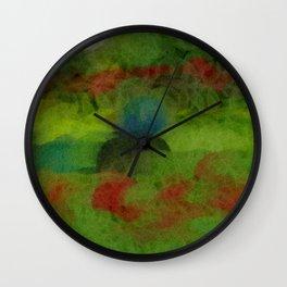Midnight In The Garden Of... Wall Clock