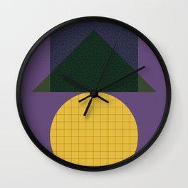 Cirkel is my friend V6 Wall Clock