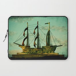 The Copper Ship Laptop Sleeve