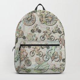 Bike Brooklyn Backpack