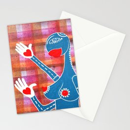 Four Buffets Stationery Cards