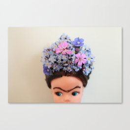 Frida IV Canvas Print