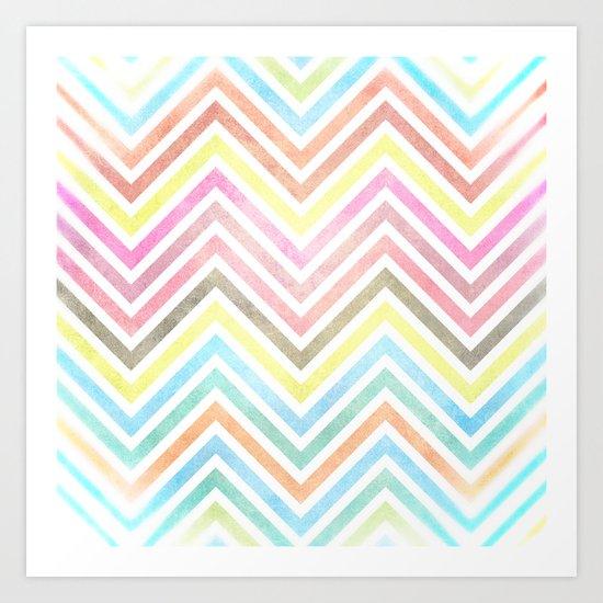 Colours #2 Art Print