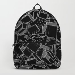 The Book Pile Backpack