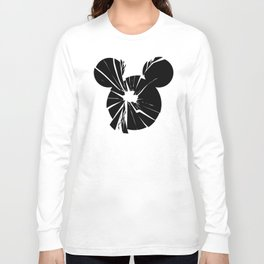 Mickey Is Dead No.1 Long Sleeve T-shirt